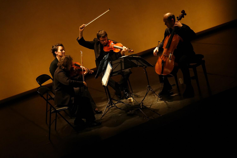 Une Histoire du Quatuor
