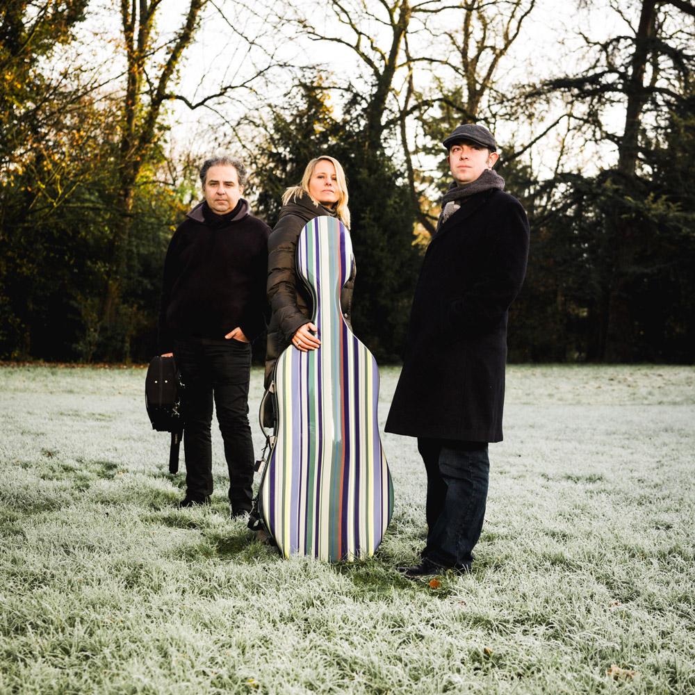 L'ombre de Saint-Saëns - Trio Elégiaque